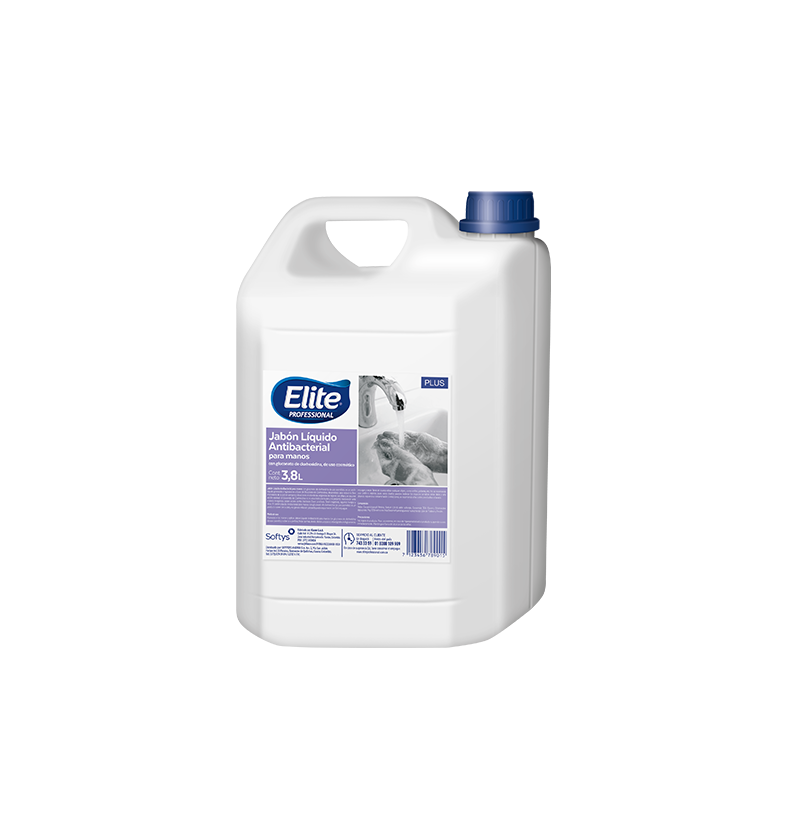 Jabón antibacterial galón