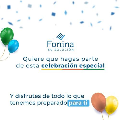 ¡Atención, antención! 👀 Cada vez falta menos 🎉 Queremos que disfrutes con nosotros todo lo que llegará muy pronto con esta celebración especial.  Se acercan muchas sorpresas especiales, te recomendamos estar atento 🎂🎊 . . . . #SolucionesFonina #Fonina12Años #ComingSoon #AniversarioFonina #SorpresaEspecial #CumpleañosFonina #Barranquilla #Bquilla